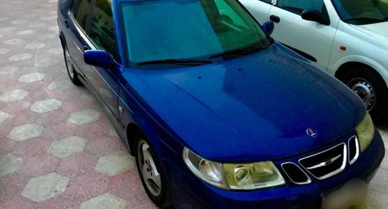 SAAB Automotive – 2003 – 165000KM