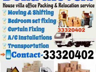 Shifting  Moving  Home, villa, Furniture Qatar