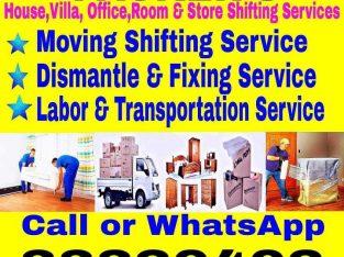 furniture transport service Doha