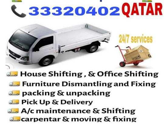 movers qatar furniture transport service