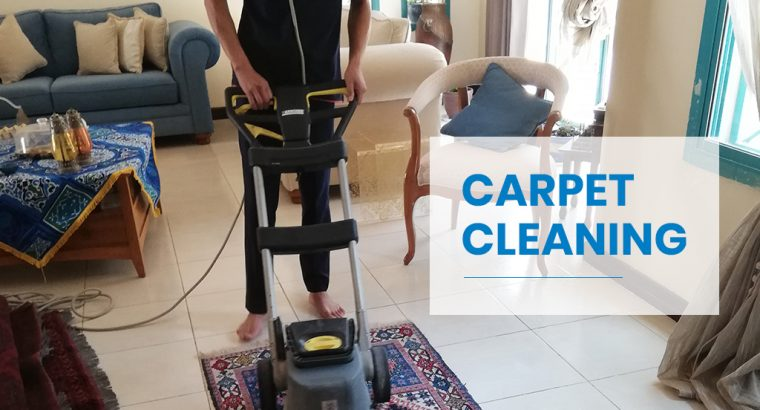 The leading carpet cleaning service in Doha, Qatar