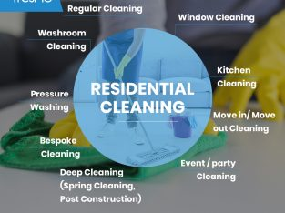 Get Affordable Residential Cleaning Service – Doha