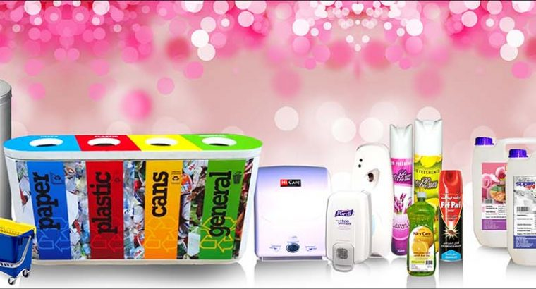 Best Cleaning Products Supplier in Qatar