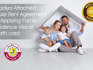 Tenancy contract for family visa & HC.