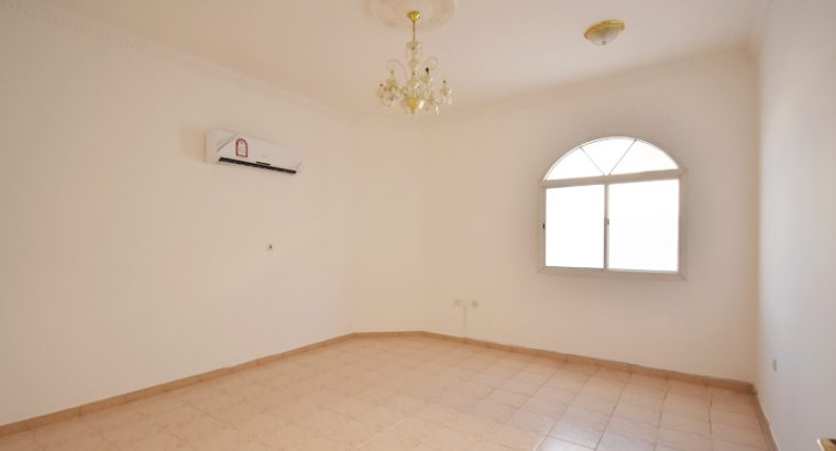 Large Stand Alone 7 Bedroom Villa with Maids Room