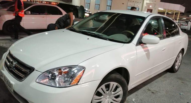 Urgent Sale Nissan Altima 2007 Model