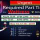 Waitress – Part time
