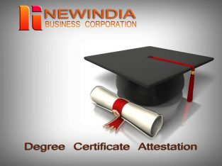 Education Certificate Attestation in Qatar