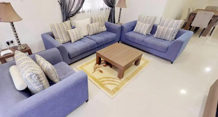 Fairly Furnished 3BHK in Al Kheesa+ONE MONTH FREE