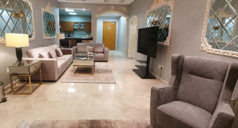European Style Furnished 2BHK in Lagoona Tower