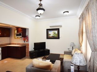 Superb Furnished 1BHK in Ain Khaled+ONE MONTH FREE