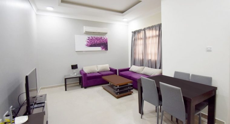 Charming 1BHK Furnished in Sakhama+ONE MONTH FREE