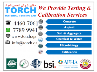 Company Provides Testing & Calibration Services