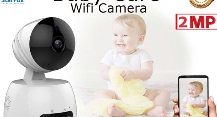 baby care WiFi camera