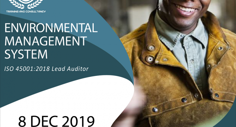 ISO 45001 OHS LEAD AUDITOR