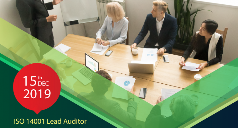 ISO 14001 EMS LEAD AUDITOR