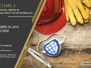 HABC LEVEL 3 HEALTH AND SAFETY IN THE WORKPLACE