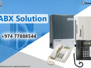 Telephone & PABX solution