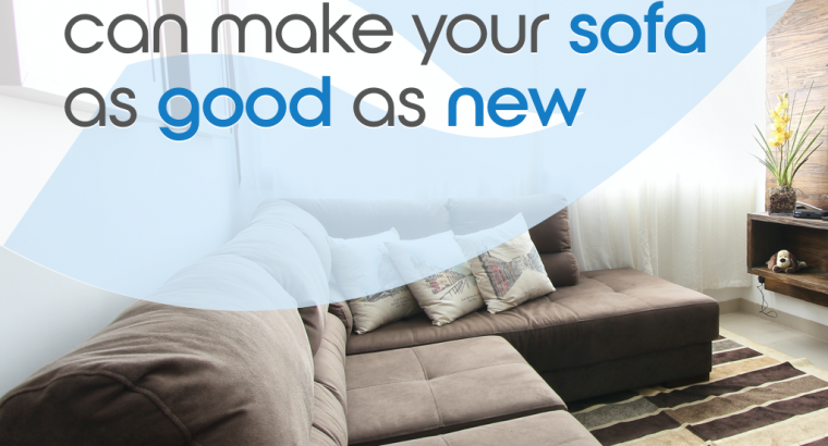 Fresho: Best sofa cleaning solution to your rescue