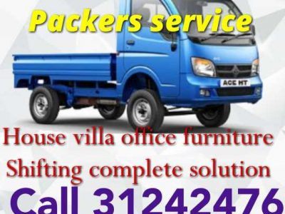 Excellent movers service