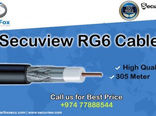 secuview RG6 coaxial cable
