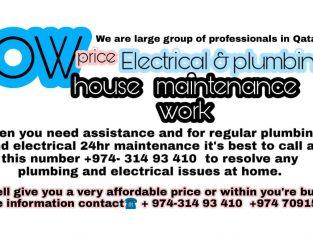 qatar house maintenance service