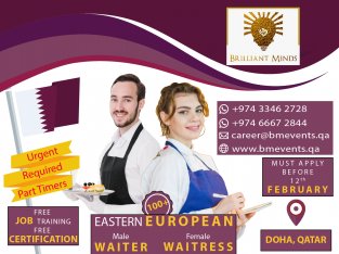 European Waiter & Waitress
