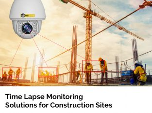 Construction Site Monitoring Camera in Qatar