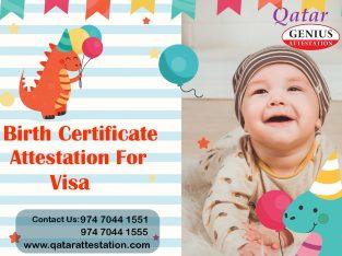 Best birth certificate attestation services