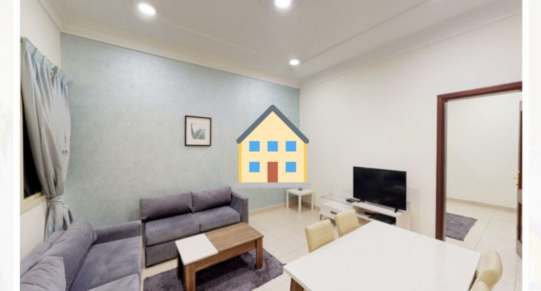 Fully Furnished 1 BHK in Mamoura-ONE MONTH FREE