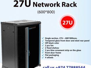 27U Network Rack