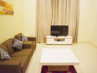 Stylish 2 BHK Furnished in Wukair + ONE MONTH FREE