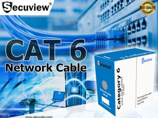 secuview CAT6 network Cables