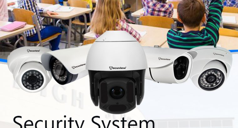 cctv security system for schools