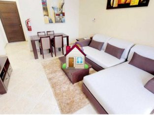 Furnished 1 BHK in Thumama with Pool and Gym