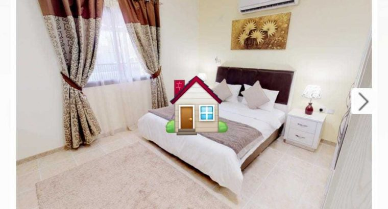 Fully Furnished 3 BHK in Thumama