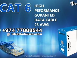 Secuview Cat6 Network Cable