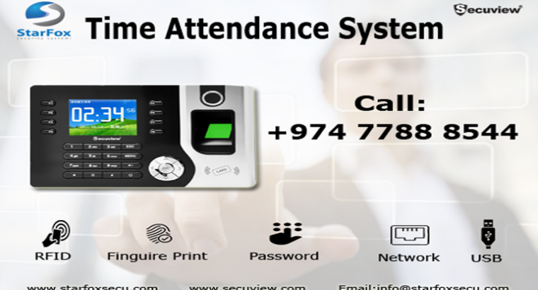 Secuview Time Attendance System