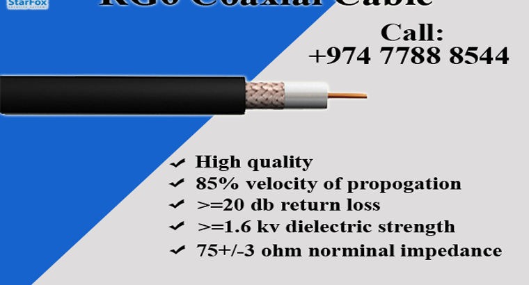 coaxial cable rg6 (Secuview)