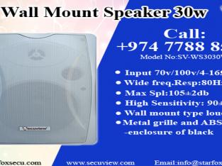Wallmount Speaker