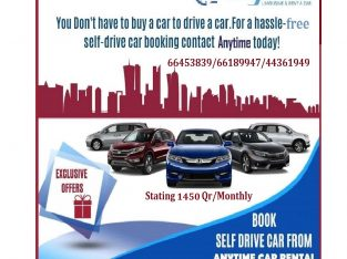 Anytime car rental