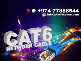 Cat6 Cable(Secuview Brand)