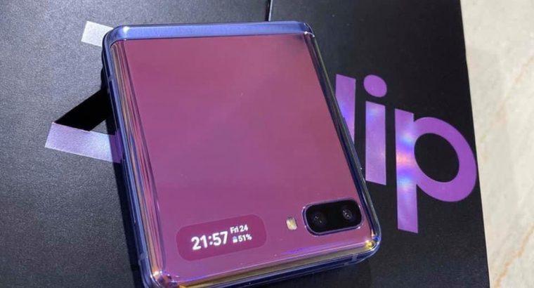 Samsung Galaxy Z Flip 8GB Ram 256GB