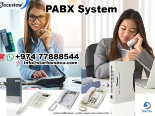 PABX System Analog & Digital for Office and Banks