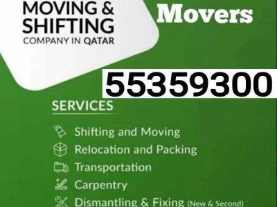 doha moving shifting service coll:55359300