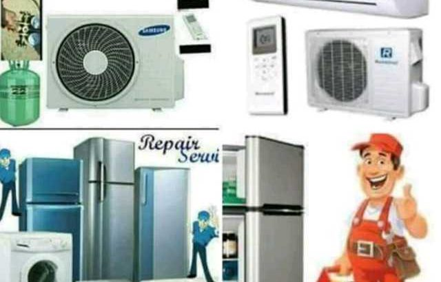 Ac & Fridge Sale,Fixing,Hot Air,Clean,Gas Fill,Repair,Service,Cooler,Chiller Repair Any Type Problem We Solve With Guaranty Call us 30151437