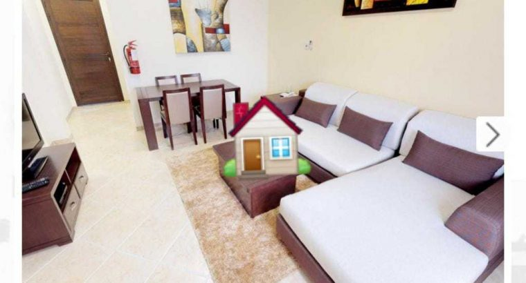 Furnished 1 BHK in Thumama with Pool & Gym