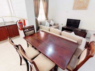 Lavishly Furnished 1 BHK in Fereej Abdul Azeez