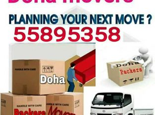 house moving shifting Doha