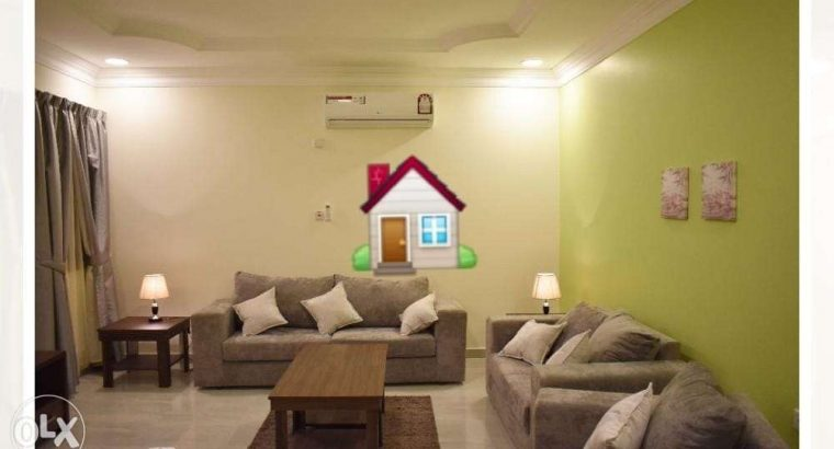 Furnished 2 BHK in Thumama